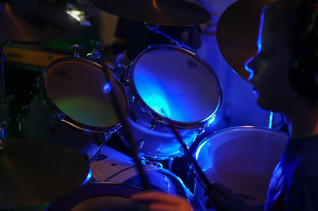drum lessons for kids in London