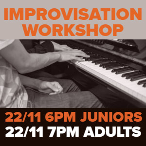Improvisation workshop in London